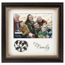 Chateau Our Family Picture Frame