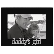 Expressions Daddy's Girl Picture Frame