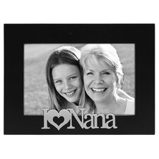 Expressions I Love Nana Picture Frame