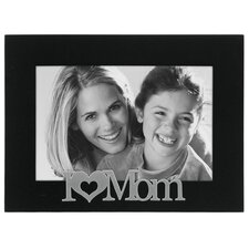 Expressions I Love Mom Picture Frame