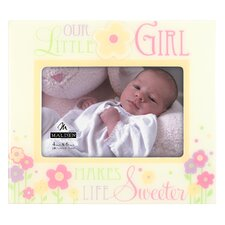 Our Little Girl Picture Frame