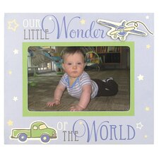 Our Little Wonder-Boy Picture Frame