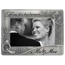 <strong>Malden</strong> Mr. and Mrs. Waves Picture Frame
