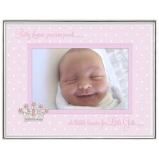 Baby Girl Shadowbox Picture Frame