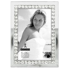 Jeweled Mirror Picture Frame