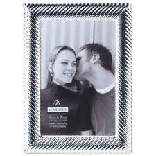 Criss-Cross Picture Frame