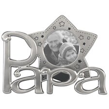 Papa Star Icons Picture Frame
