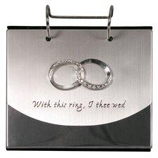 Wedding Flip Ring Album
