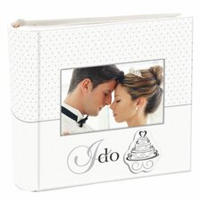 I Do Wedding Book Album