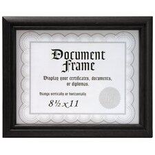 Home Profiles Certificate Picture Frame