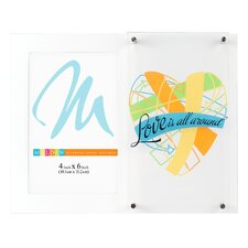 Love Is All Around Dimension Picture Frame