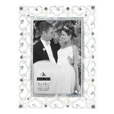 <strong>Malden</strong> Diamond Hearts Picture Frame