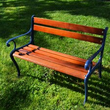 New England Cast Iron Kid Bench