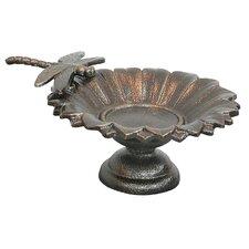 Dragonfly Tabletop Birdbath