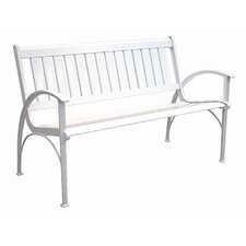 Contempo Cast Aluminum Park Bench