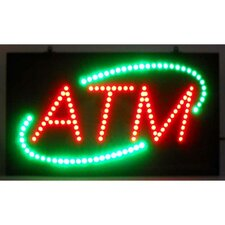 <strong>Neonetics</strong> ATM LED Sign