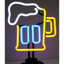 <strong>Neonetics</strong> Business Signs Beer Mug Neon Sign