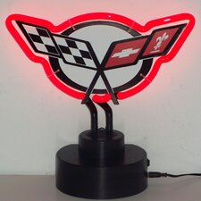 Car & Motorcycles Corvette C5 Neon Sculpture