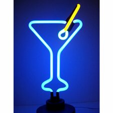 <strong>Neonetics</strong> Business Signs Martini Glass Neon Sign