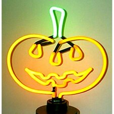 Business Signs Pumpkin Neon Sign