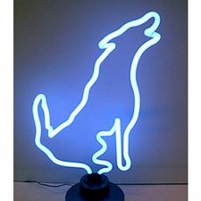 Business Signs Wolf Neon Sign