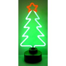 Business Signs Christmas Tree Neon Sign