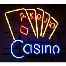 Business Signs Casino Neon Sign