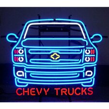<strong>Neonetics</strong> Chevy Trucks Neon Sign