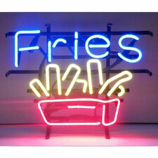 <strong>Neonetics</strong> Fries Neon Sign