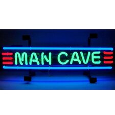 <strong>Neonetics</strong> Man Cave Neon Sign