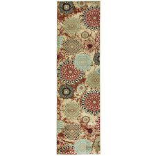 Barclay Delilahs Place Floral Suzani Rug