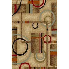 Kings Court Natural Prescott Rug