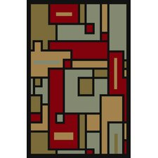 <strong>Infinity Home</strong> Kings Court Napa Mosaic Rug