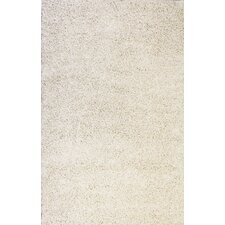 Madison Shag Vanilla Plain Rug