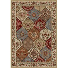 Barclay Ivory Wentworth Panel Rug