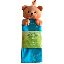 <strong>Little Dundi</strong> Plush Bear Growth Chart