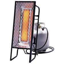 35,000 BTU Radiant Tank Top Liquid Propane Space Heater