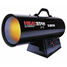 35,000 BTU Forced Air  Propane Space Heater
