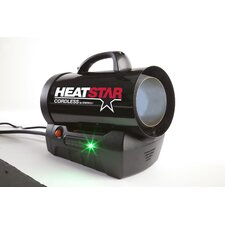 Portable Cordless  Propane Space Heater
