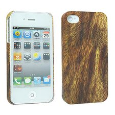 Lion Wild Animal Protective Case for iPhone 4/4S