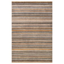 Tracks Knotted Rug