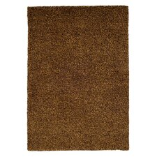 Passion Brown Shag Rug