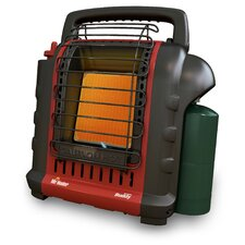 4,000 - 9,000 BTU Portable Propane Space Heater