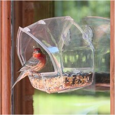 <strong>Birdscapes</strong> Window Bird Feeder