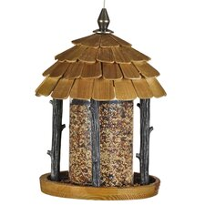 Betsy Fields Gazebo Wood Bird Feeder