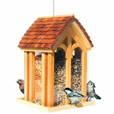 Mountain Chapel Wild Hopper Bird Feeder