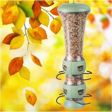 <strong>Garden Song</strong> Select-A-Bird Tube Bird Feeder