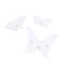 3 Piece Butterflies Wall Décor Set