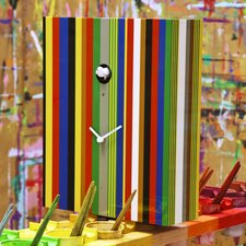 Arcoiris Wall Clock