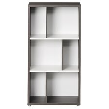 "Twist 46.2"" Bookcase"